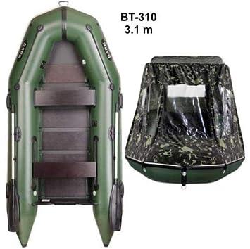 Bark BT de 310 3.1 m 10.2 Ft para Motor con Tienda - Lancha ...
