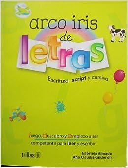 Fácil descarga de libros en inglés Arco Iris De Letras PDF iBook