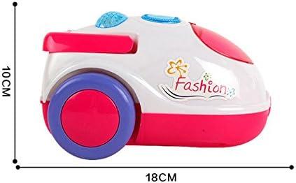 Cido Aspirador de juguete Pretende jugar a la limpieza Limpiar juguete Aspiradora con aspiración real Para niños de 3 añ: Amazon.es: Juguetes y juegos