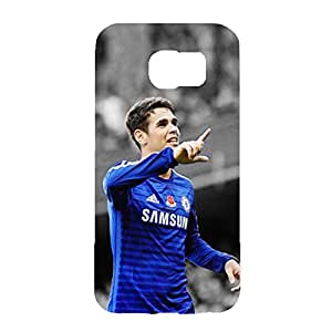 Well-Known Chelsea Football Club Player Oscar Pattern Cover Case For Samsung Galaxy S6