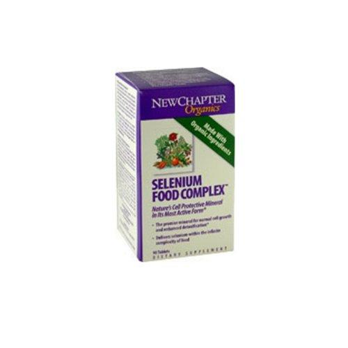Organics nouveau chapitre, le sélénium alimentaire complexes, 90 Count