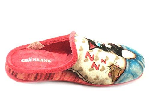 GRÜNLAND Women's Slippers pink fuchsia w1AdY5RRp5
