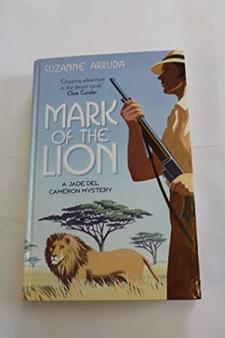 book cover of Mark of the Lion