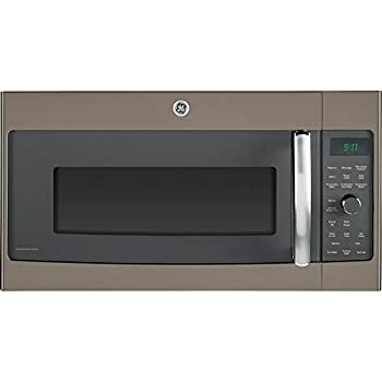 Amazon.com: GE pvm9179efes Perfil 1,7 CU. FT. Slate over-the ...