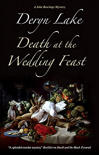 Death at the Wedding Feast (The John Rawlings Mysteries Book 14)