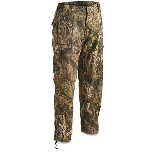 - Guide Gear Men's 6-Pocket Hunting Pants, Mossy Oak Country Camo, XL Tall
