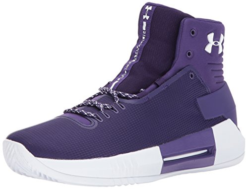 (Under Armour Men's Team Drive 4 Basketball Shoe 501/Purple,)