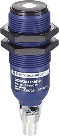 Schneider Electric XX9V3A1F1M12 Detector Ultrasonidos M30 1M (0-10V)