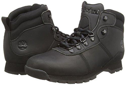 Timberland Euro Sprint FTB_Euro Crest - botas de cuero hombre negro - negro
