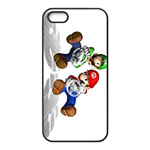 iPhone 4 4s Cell Phone Case Black Mario Kart 8 SUX_203681