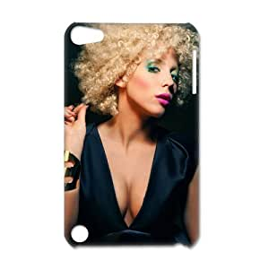 3D Print Pop Germany Singer&LaFee&Christina Klein BackgroundCase Cover for IPod Touch 5- Personalized Hard Back Protective Case Shell-Perfect as gift