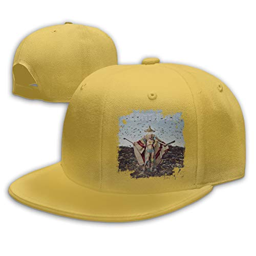 KissKid Die Antwoord Mount Ninji and Da Nice Time Kid Unisex Relaxed Adjustable Baseball Cap Hats -