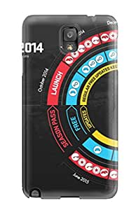 Brandy K. Fountain's Shop MarvinDGarcia Perfect Tpu Case For Galaxy Note 3/ Anti-scratch Protector Case (driveclub Season Pass) 7099835K33106153
