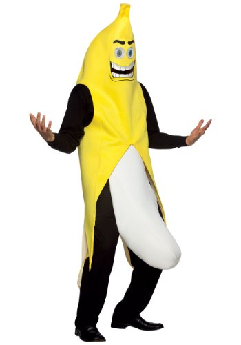 Rasta Imposta Banana Flasher, Yellow, One Size