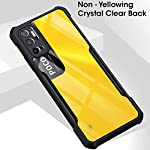 TheGiftKart Shockproof Crystal Clear Poco M3 PRO 5G Back Cover Case | 360 Degree Protection | Protective Design…