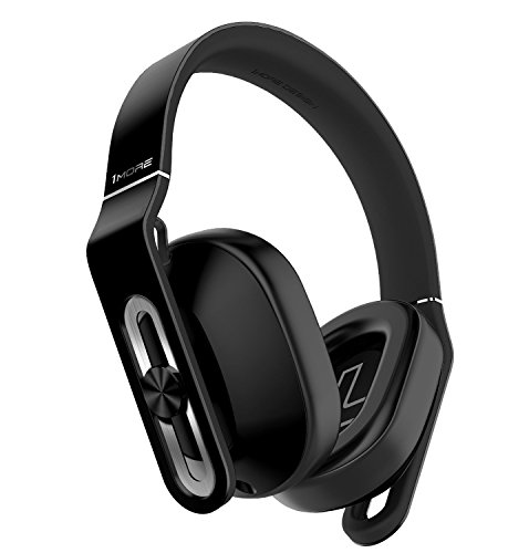 1MORE MK801-BK Wired Over-Ear Headphones with Apple iOS & Android Compatible Microphone & Remote Black Review