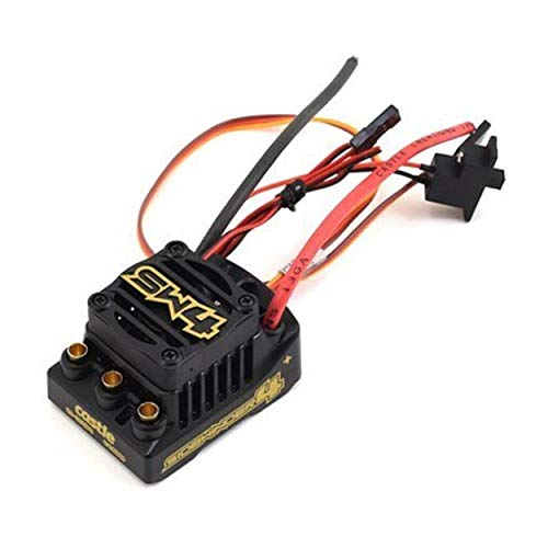 Castle Creations 010-0164-00 Sidewinder 4 Waterproof Sensorless Esc