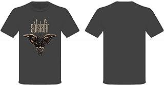 SOLSTAFIR - Raven Charcoal T-Shirt