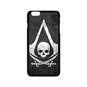 Lucky Distinctive skull Cell Phone Case Cover For Apple Iphone 6 Plus 5.5 Inch