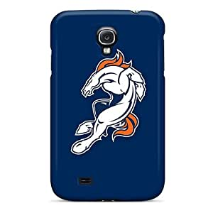 New Fashion Premium Tpu Case Cover For Galaxy S4 - Denver Broncos 3