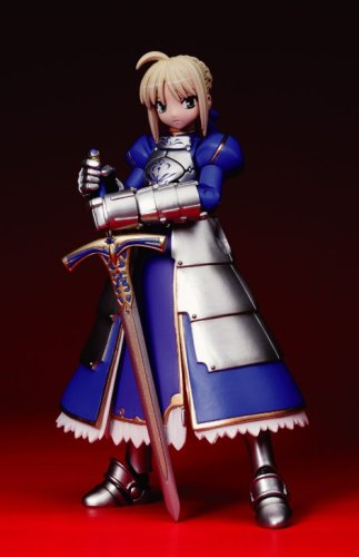 (SABER REVOLTECH from Fate/stay night by Kaiyodo)