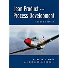 Lean Product and Process Development, 2nd ed.