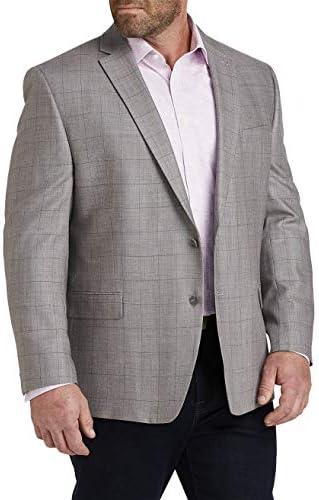 Michael Kors Windowpane Sport Coat Purple / Michael Kors Windowpane Sport Coat Purple