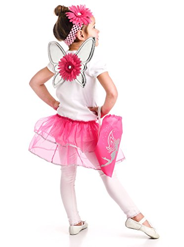Little Adventures Drawstring Backpack Fairy Costume Gift ...