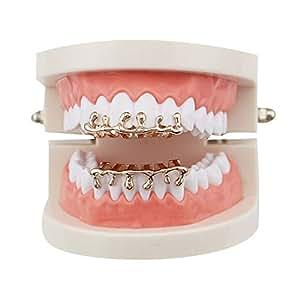 Grillz Funda para dientes Tapas de dientes Parrillas para ...