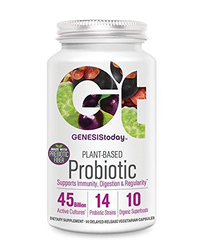 Plant-Based Probiotic