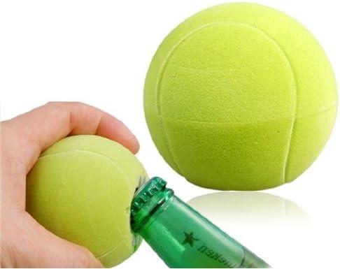 Compra Pelota de tenis Botella Musical Abridor Imanes (verde) en ...