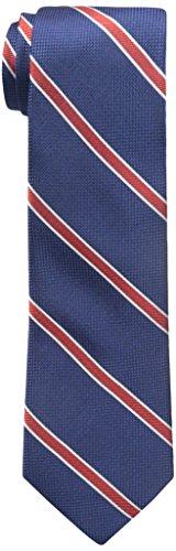 Nautica Mens Anchor Stripe Tie