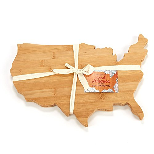 Shaped Bamboo Cutting Board - 2
