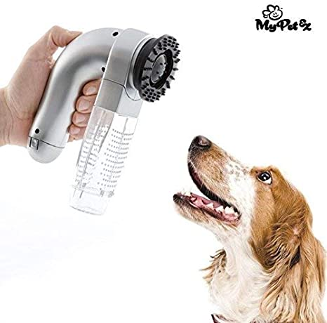 My Pet Ez - Aspirador De Pelo Para Mascotas: Amazon.es: Productos ...
