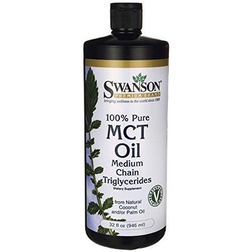 Swanson 100 Pure Mct Liquid