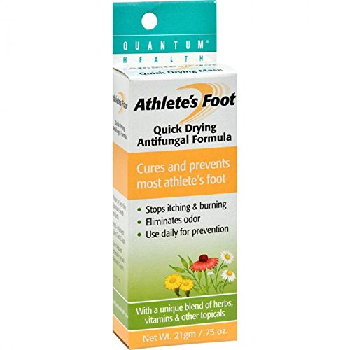 Quantum Research Health, Athlete's Foot Cure, 21G by Quantum