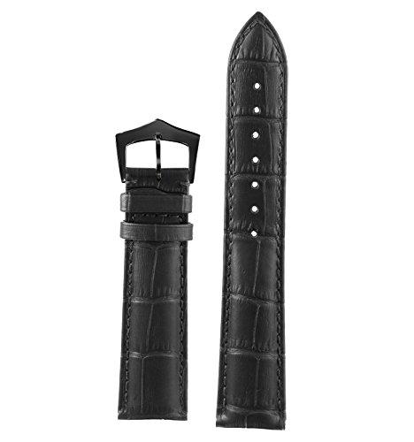 18mm-luxury-full-grain-leather-watch-band-in-black-italian-calfskin-crocodile-embossed-black-pin-cla