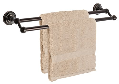 Hardware 24 Towel Bar (Dynasty Hardware 3816-ORB Palisades 24