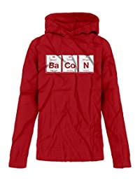 BSW Youth Boys Bacon Periodic Table Science Hoodie