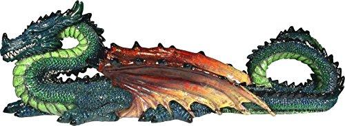 Nose Desserts Asian Dragon Wonderland Incense Burner Ash-Catcher Brand