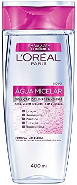 Água Micelar 5 em 1, L'Oréal PariS, 4