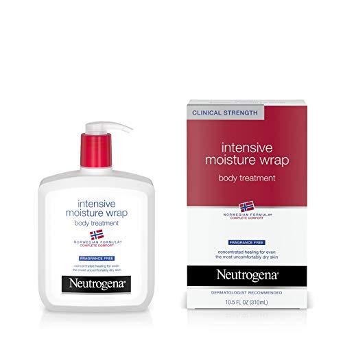 Neutrogena Norwegian Formula Intensive Moisture Wrap Body Treatment Ff, 10.5 Oz