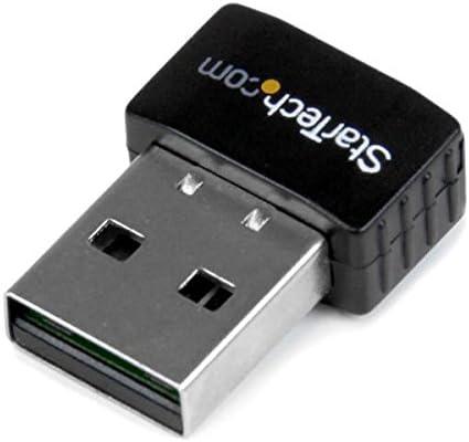 802.11n 2T2R WiFi Adapter USB Wireless Adapter N300 Wireless NIC ,Black StarTech.com USB 2.0 300 Mbps Mini Wireless-N Network Adapter USB300WN2X2C