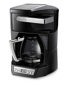 Delonghi ICM 40 Cafetière Filtre 12 Tasses 900 W Noir