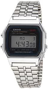 Casio Casual Digital Display Quartz Watch For Men A-159WA-N1
