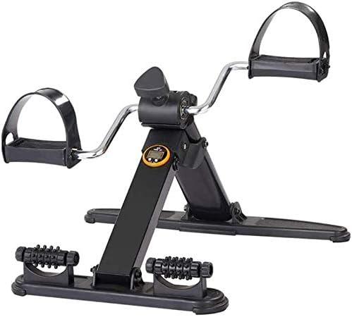 GUANLIAN Unisexo Mini Bicicleta Estática Plegable Oficina ...