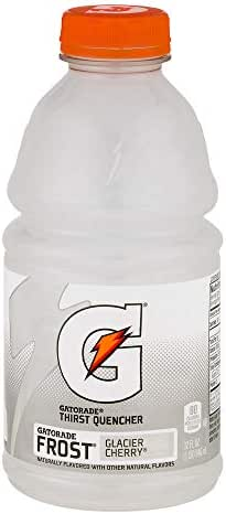 Energy & Sports Drinks: Gatorade Frost