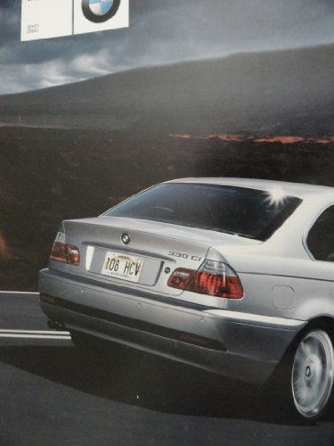 2004 BMW 325 ci / 330 ci Coupe Sales (330 Coupe)