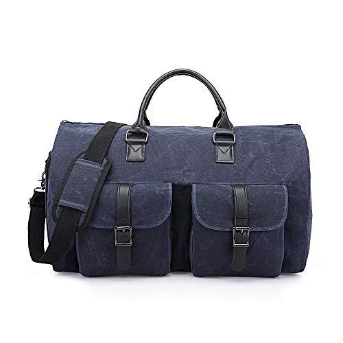 RUIMA Garment Duffel Bag (Blue)