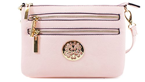 Handbag YDezire® Cross Bag Shoulder Ladies Small Bags Messenger Body Detachable Over Pink Light Women PwPr4Cq1x